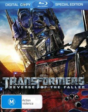 Transformers: Die Rache 790x1000
