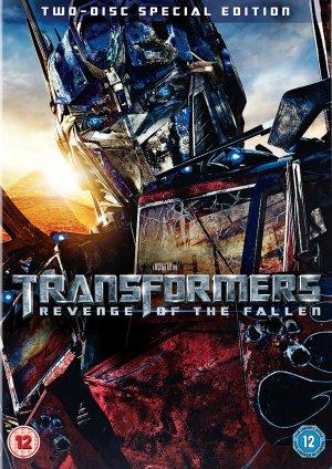 Transformers: Die Rache 1770x2500
