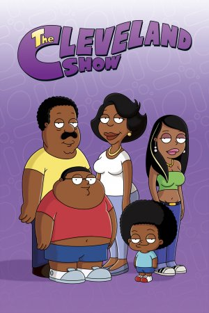 The Cleveland Show 1781x2672