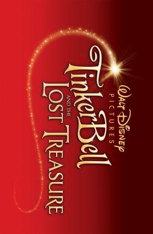 TinkerBell - Die Suche nach dem verlorenen Schatz 1500x2296