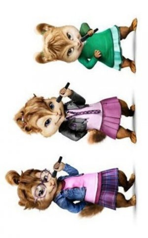 Alvin and the Chipmunks: The Squeakquel 302x484