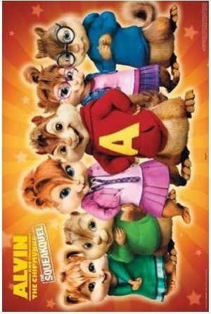 Alvin and the Chipmunks: The Squeakquel 301x446