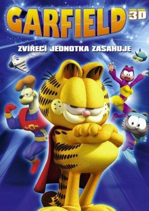 Garfield - Tierische Helden 890x1259