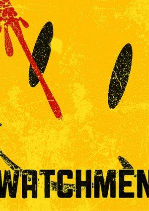 Watchmen 355x500