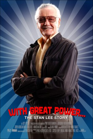 With Great Power: The Stan Lee Story 758x1123