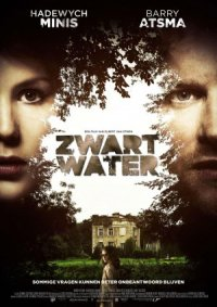 Zwart water poster
