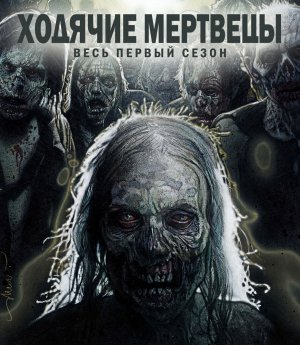 The Walking Dead 870x1000