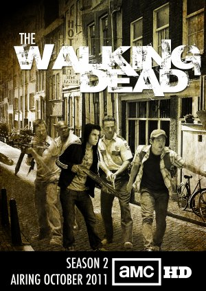 The Walking Dead 3508x4961