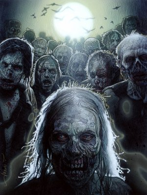 The Walking Dead 3020x4000