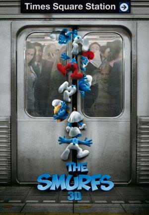 The Smurfs 2900x4200