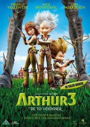 Arthur und die Minimoys 3 - Die große Entscheidung 3070x4350
