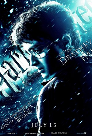 Harry Potter and the Deathly Hallows: Part 2 874x1295