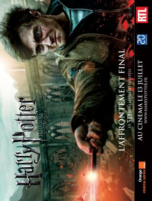 Harry Potter and the Deathly Hallows: Part 2 3781x5000