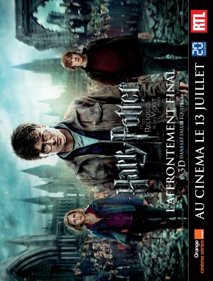 Harry Potter and the Deathly Hallows: Part 2 3779x5000