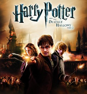 Harry Potter and the Deathly Hallows: Part II Blu-ray cover
