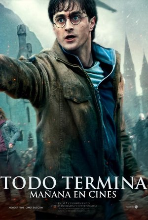 Harry Potter and the Deathly Hallows: Part 2 1080x1600
