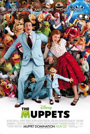 The Muppets 3375x5000