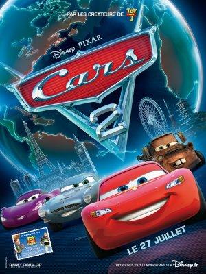 Cars 2 1125x1500