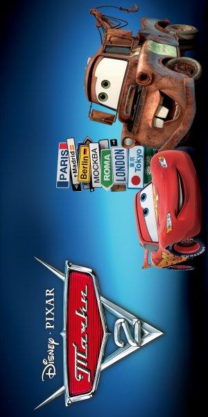 Cars 2 2500x5000