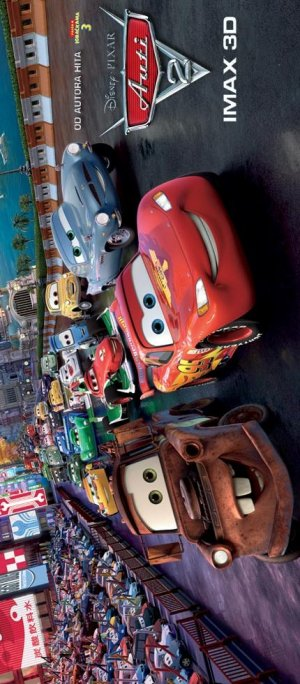 Cars 2 430x980