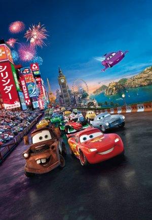 Cars 2 3452x5000