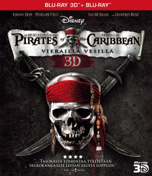 Pirates of the Caribbean: On Stranger Tides 1539x1786
