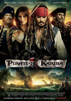 Pirates of the Caribbean: On Stranger Tides 463x659