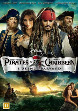 Pirates of the Caribbean: On Stranger Tides 1530x2175