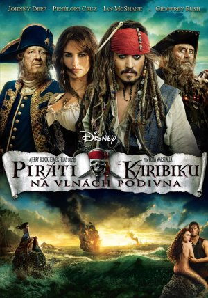 Pirates of the Caribbean: On Stranger Tides 1600x2280