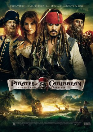 Pirates of the Caribbean: On Stranger Tides 1181x1670