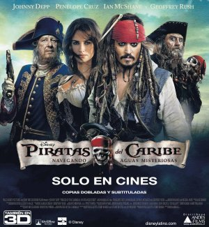 Pirates of the Caribbean: On Stranger Tides 1807x1955