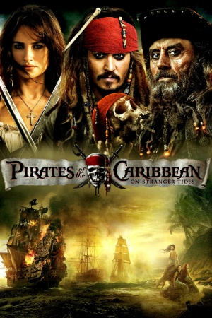 Pirates of the Caribbean: On Stranger Tides 1000x1500