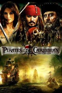 Pirati s Karibov: Z neznanimi tokovi poster