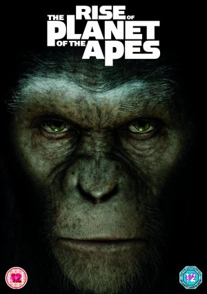Rise of the Planet of the Apes Dvd cover