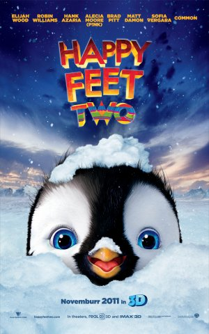 Happy Feet Two 1600x2560