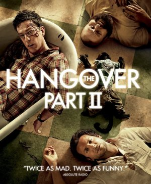 The Hangover Part II 1061x1288