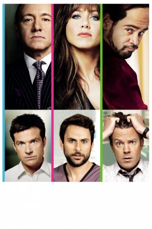 Horrible Bosses Key art