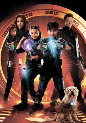 Spy Kids 4: All the Time in the World 3523x5000