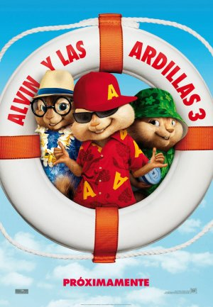 Alvin and the Chipmunks: Chipwrecked 1000x1442