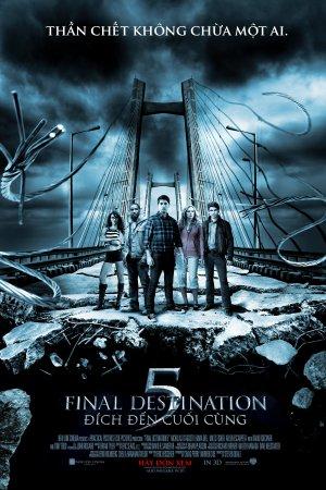Final Destination 5 3333x5000