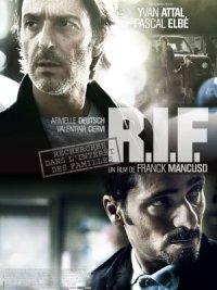 R.I.F. (Recherches dans l'Intérêt des Familles) poster