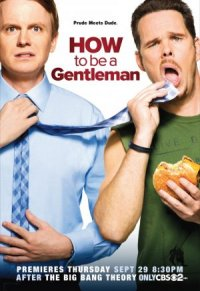 How to Be a Gentleman poster
