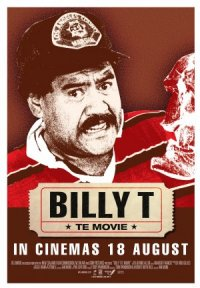 Billy T: Te Movie poster