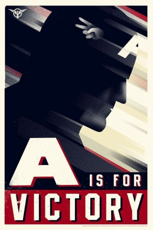 Captain America: The First Avenger Teaser poster