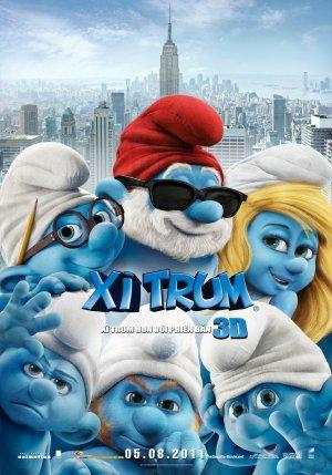 The Smurfs 1181x1687