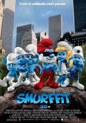 The Smurfs 2756x3937