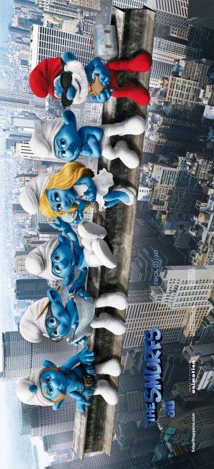 The Smurfs 2281x5000