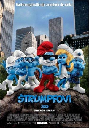 The Smurfs 555x800