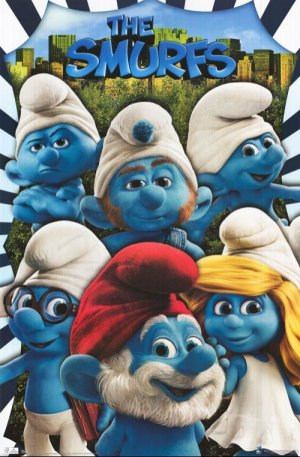 The Smurfs 500x762
