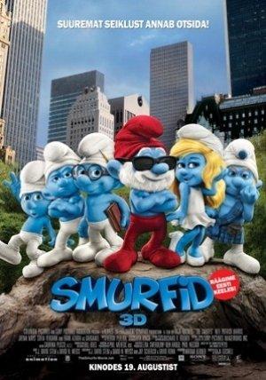 The Smurfs 300x428